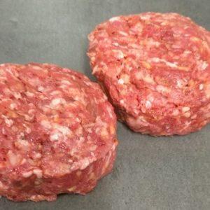 real american hamburger