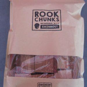 Smokin' Flavours rookchunks eik 1,5kg