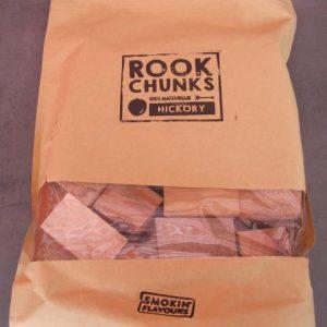 Smokin' Flavours rookchunks hickory 1,5kg