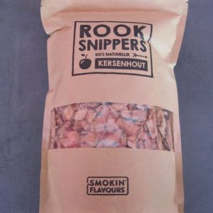 Smokin' Flavours rooksnippers kers 1700 ml