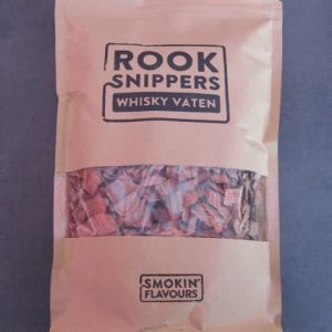 Smokin' Flavours rooksnippers whisky vaten 1700ml